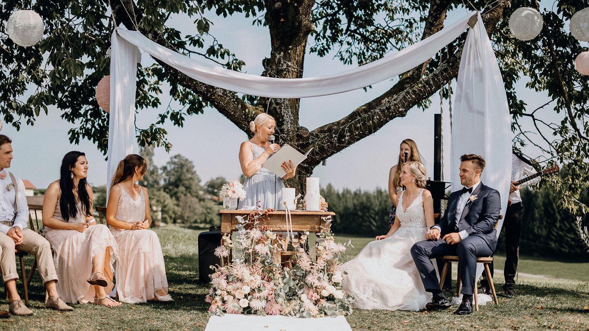 Eva Fassl die Hochzeitsrednerin - Ice-Wedding.at 1