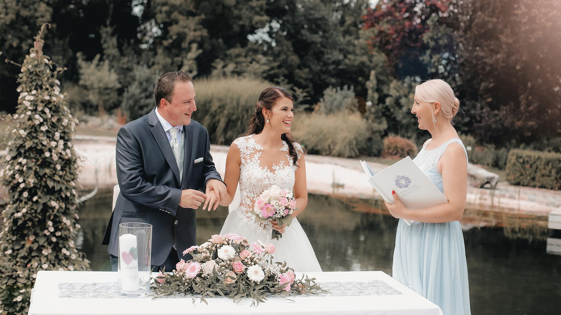 Eva Fassl die Hochzeitsrednerin - Ice-Wedding.at 3