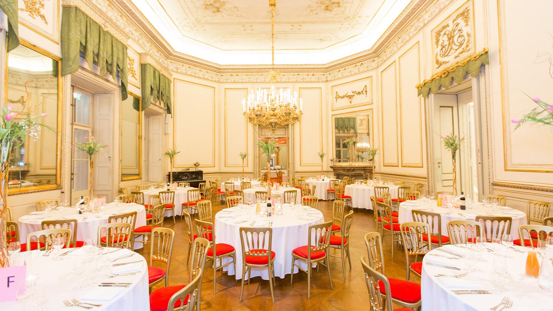 Palais Schönburg - Ice-Wedding.at 2
