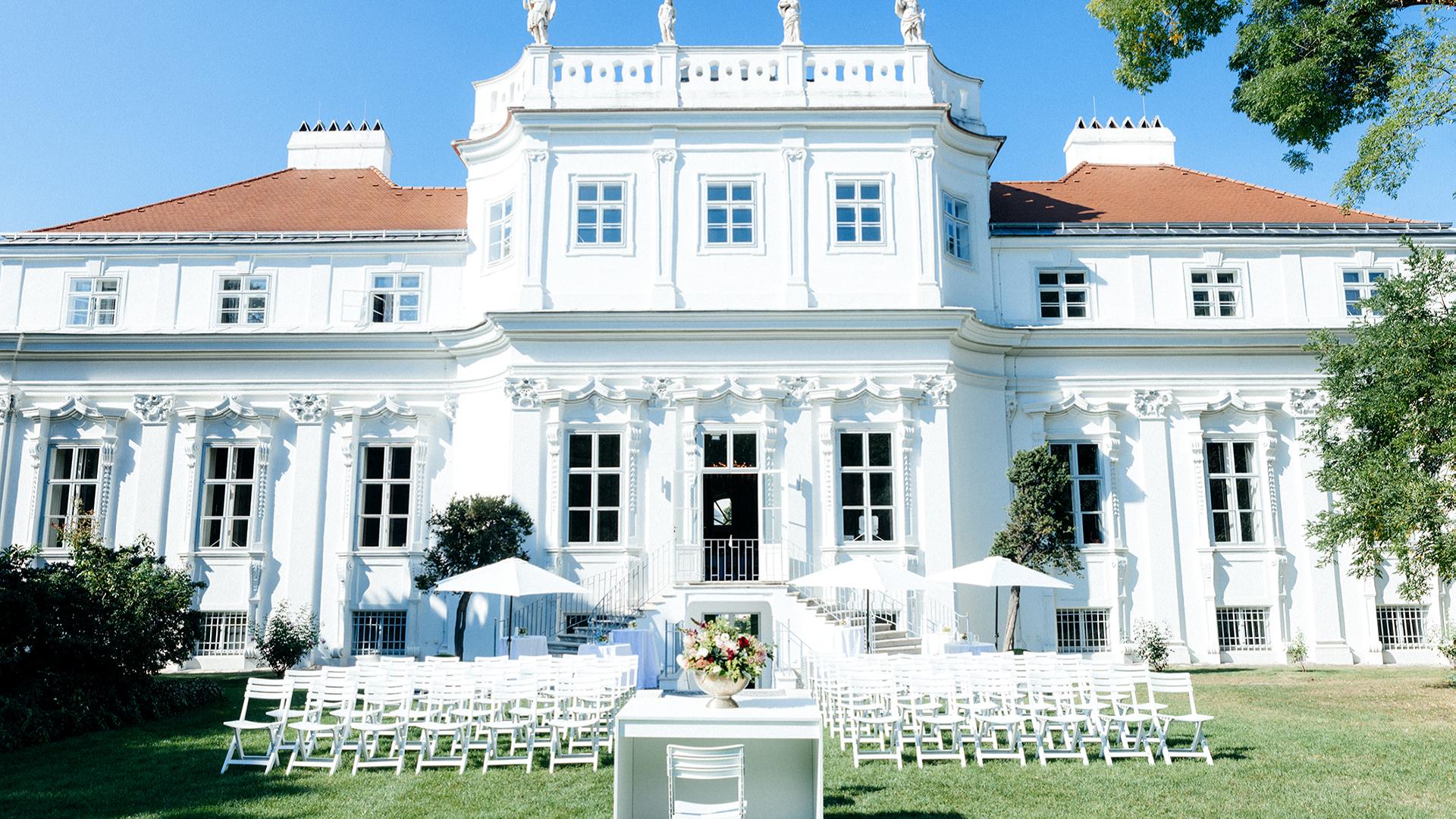 Palais Schönburg - Ice-Wedding.at 3
