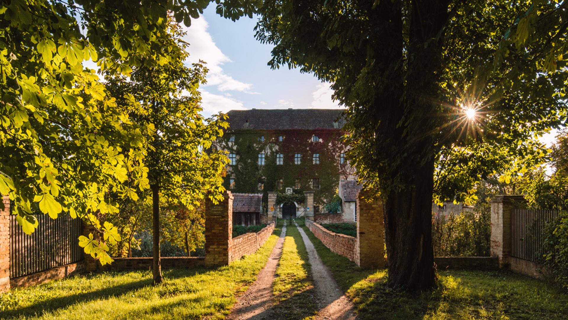 Schloss Haggenberg auf Ice-Wedding.at 2
