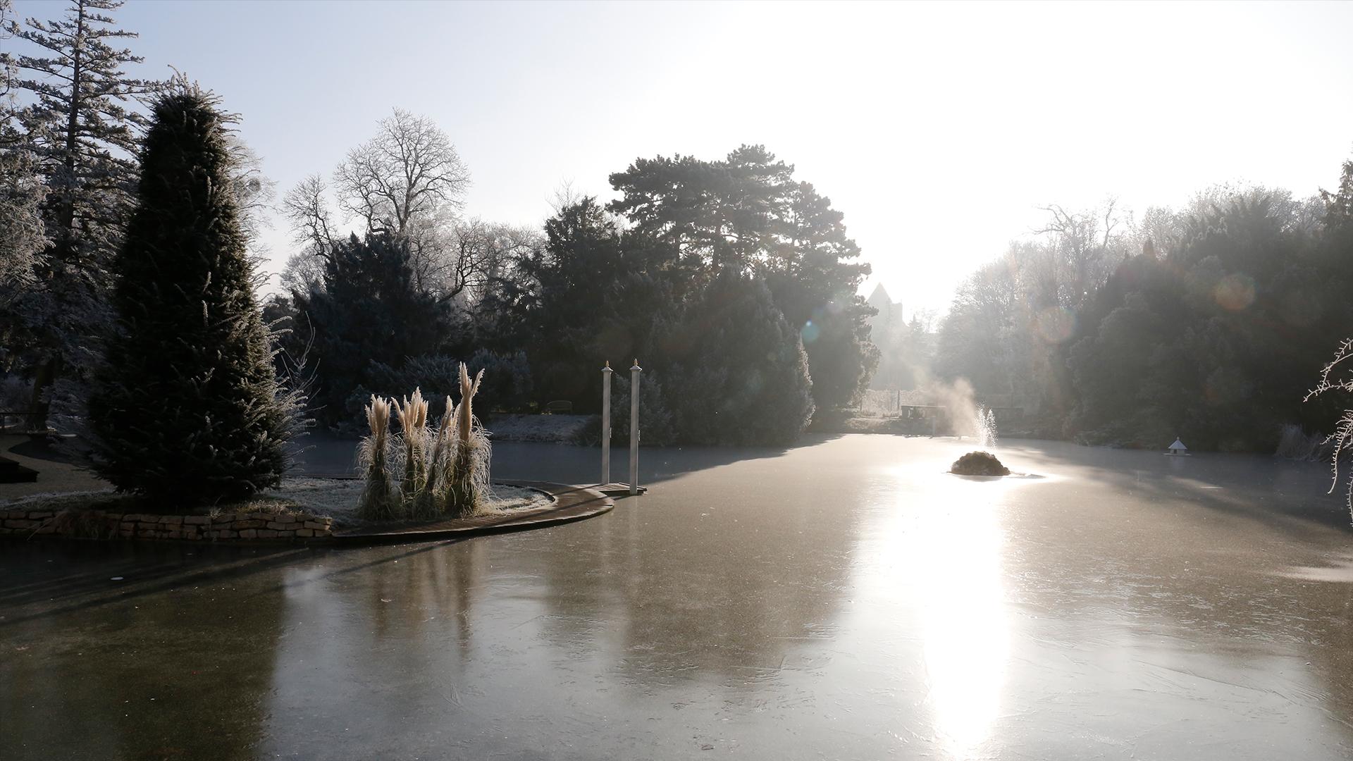 Schloss Schönau auf Ice-Wedding.at 2