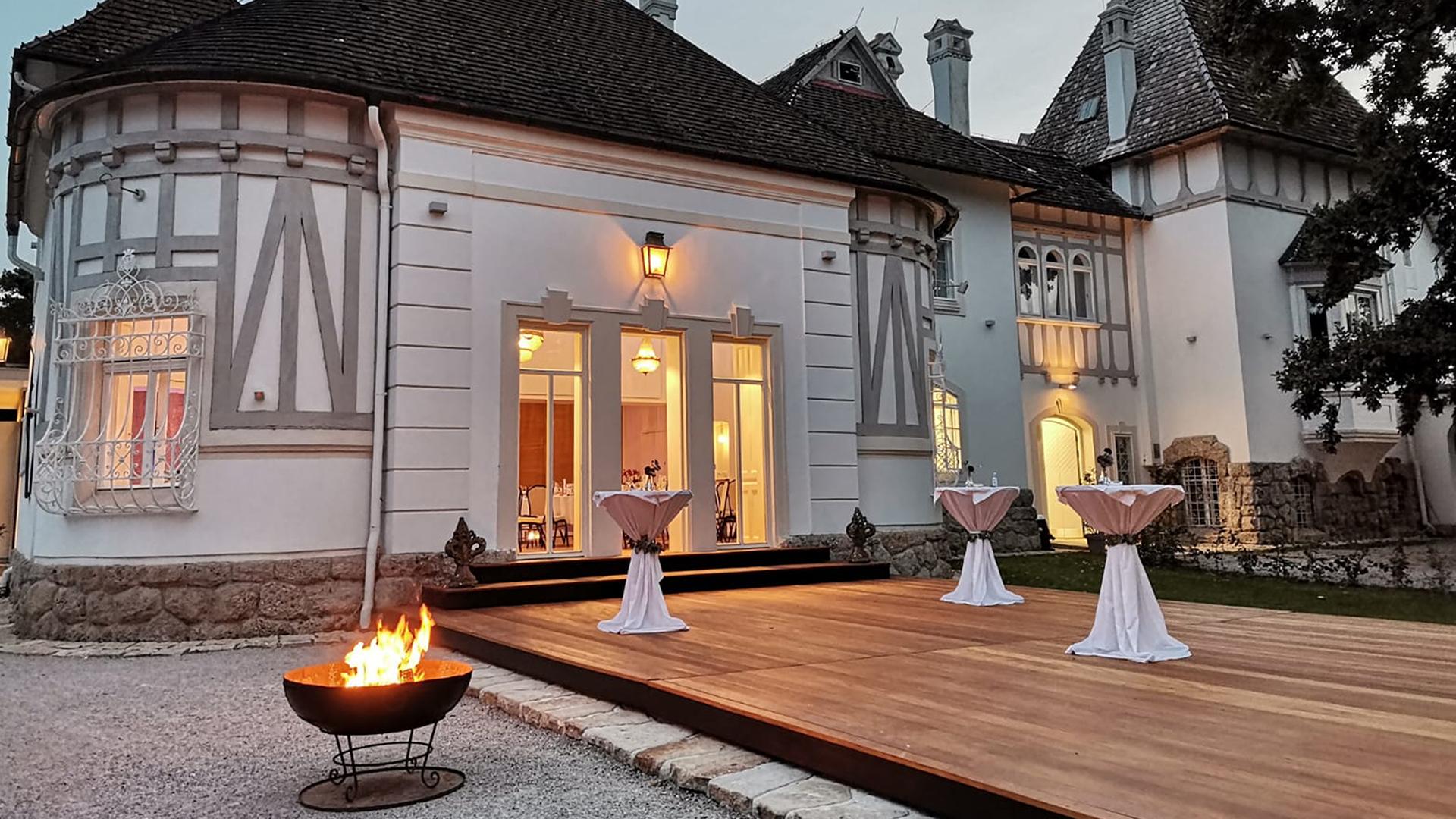 Schloss Schönau auf Ice-Wedding.at 4