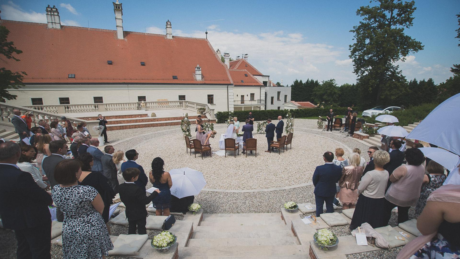 Schloss Thalheim - Ice-Wedding.at 2