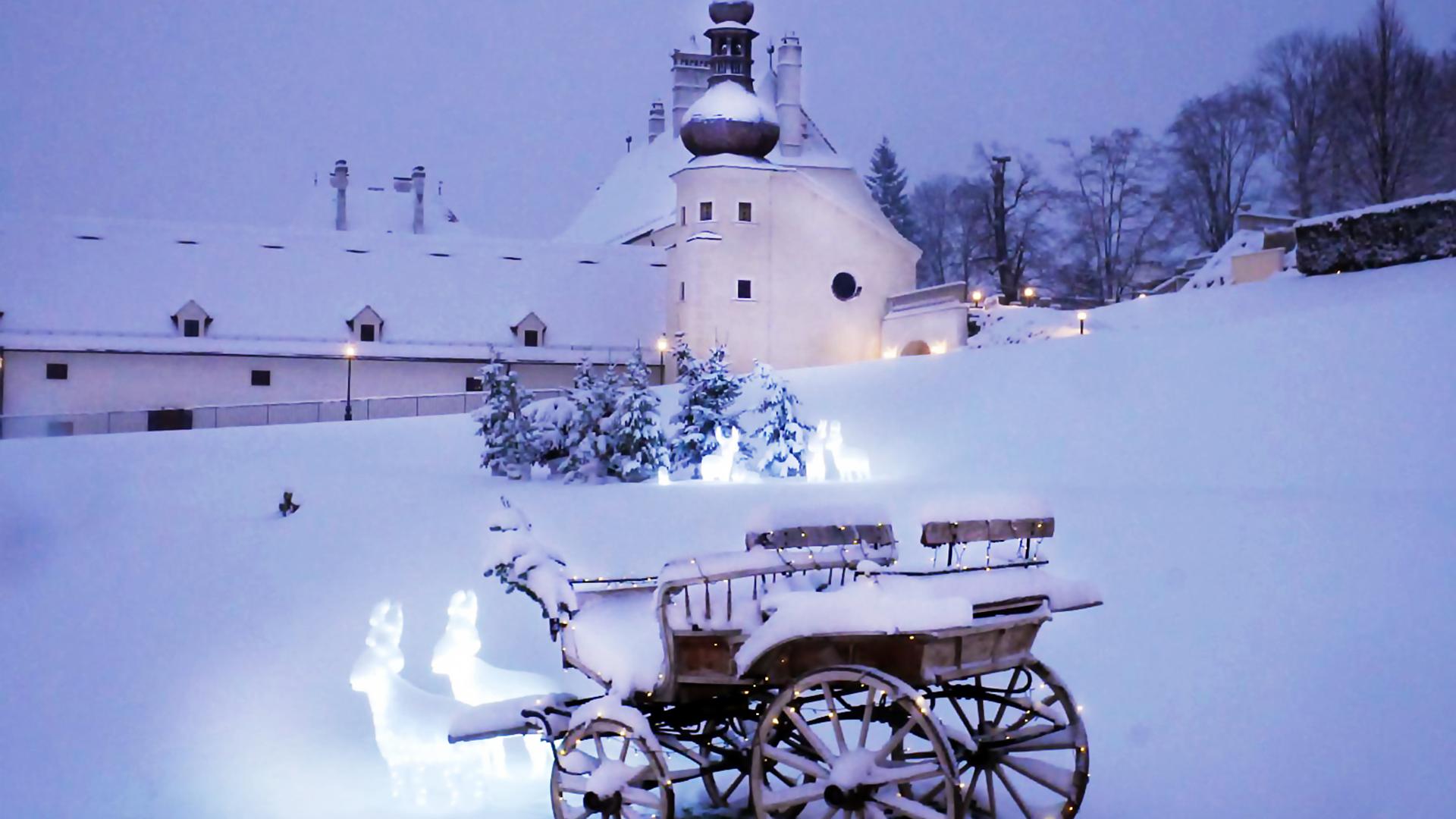 Schloss Thalheim - Ice-Wedding.at 3